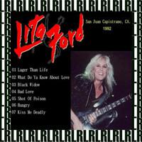 Lita Ford - The Coach House, San Juan Capistrano, Ca. 1992 (Remastered) [Live on Fm Broadcasting)
