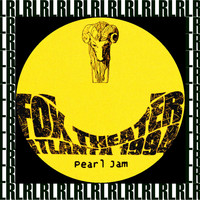 Pearl Jam - Fox Theater, Atlanta, April 3rd, 1994 (Remastered, Live on Fm Broadcasting)