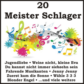 Various Artists - 20 Meister Schlager