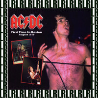 AC/DC - Paradise Theater, Boston, August 21st, 1978 (Remastered) [Live FM Radio Broadcasting]