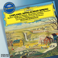 Los Angeles Philharmonic - Copland: Appalachian Spring / W. H. Schuman: American Festival Overture / Barber: Adagio For Strings, Op.11 / Bernstein: Overture Candide (Live)