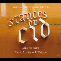 Cyril Auvity - Stances du Cid: Airs de cour