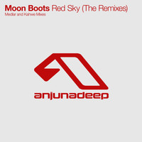 Moon Boots - Red Sky (The Remixes)