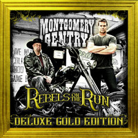 Montgomery Gentry - Rebels on the Run (Deluxe Gold Edition)