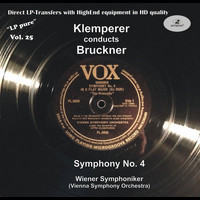 Wiener Symphoniker - LP Pure, Vol. 25: Klemperer Conducts Bruckner