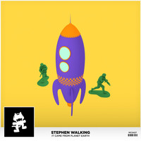 Stephen Walking - It Came from Planet Earth