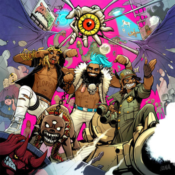 Flatbush Zombies - 3001: A Laced Odyssey (Explicit)