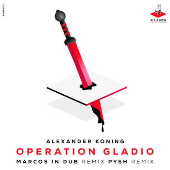 Alexander Koning - Operation Gladio