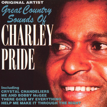 Charley Pride - Great Country Sounds Of Charley Pride
