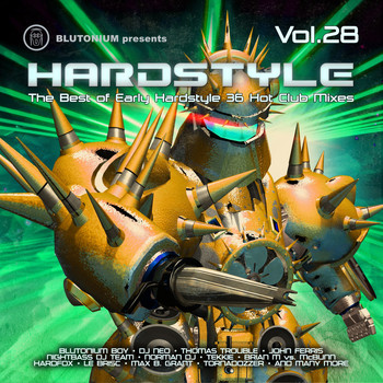 Various Artists - Hardstyle, Vol. 28 (The Best of Early Hardstyle)