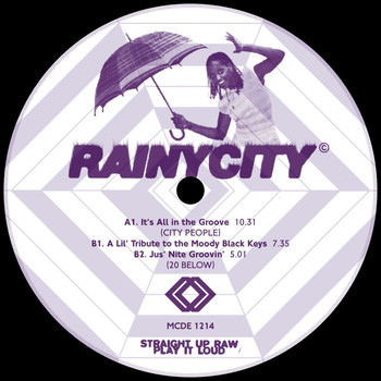City People & 20 Below - It's All in the Groove