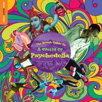 Various Artists - Rough Guide to a World of Psychedelia