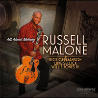 Russell Malone - All About Melody