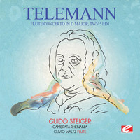 Georg Philipp Telemann - Telemann: Flute Concerto in D Major, TWV 51:D1 (Digitally Remastered)