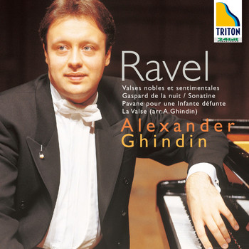 Alexander Ghindin - La Valse: Ravel, Piano Works