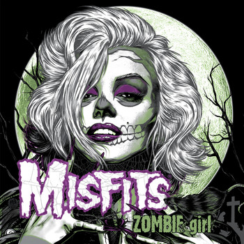 The Misfits - Zombie Girl