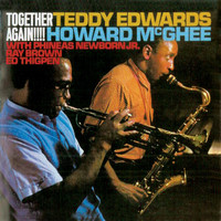 Teddy Edwards - Together Again (Remastered)