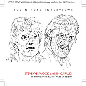 Steve Winwood - Interview With Robin Ross 5-15-94