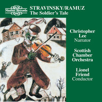 Christopher Lee - Stravinsky: The Soldier's Tale