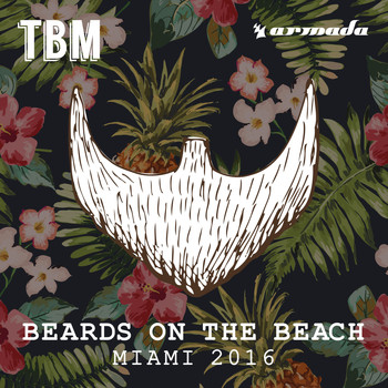 Various Artists - The Bearded Man - Beards On The Beach (Miami 2016)