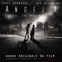 ANJA GARBAREK - Angel-A (Bande originale du film)