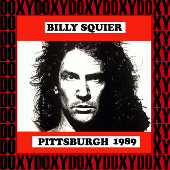 Billy Squier - Syria Mosque Pittsburgh, November 24th, 1989