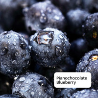 Pianochocolate - Blueberry