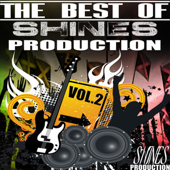 Sean Paul - The Best of Shines Production, Vol. 2