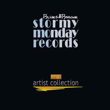 Various Artists - Artists Of StoMo: Blues & Boogie Artist Collection No. 8
