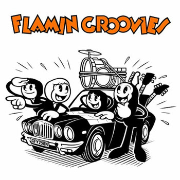 The Flamin' Groovies - Crazy Macy b/w Let Me Rock