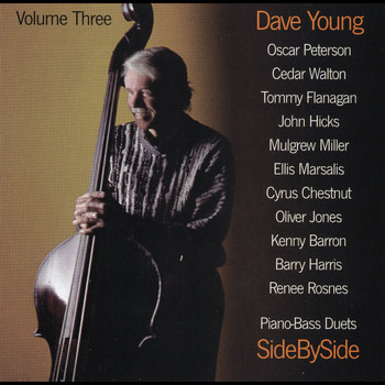 Dave Young - Side By Side - Piano Bass Duets Vol. III