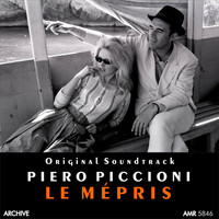 Piero Piccioni - Le Mépris (Il Disprezzo) [Original Motion Picture Soundtrack]