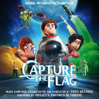 Diego Navarro - Capture the Flag (Original Motion Picture Soundtrack)