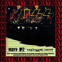 Kiss - MTV Unplugged Uncut, Sony Studios, New York, August 9th 1995