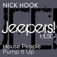 Nick Hook - House People Pump It Up