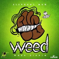 Elephant Man - Weed - Single