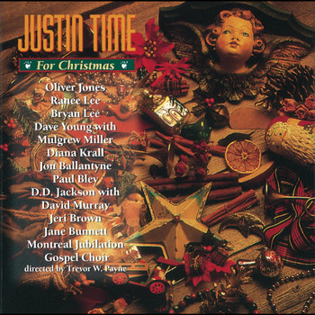 Various Artists - Justin Time for Christmas, Vol. 1