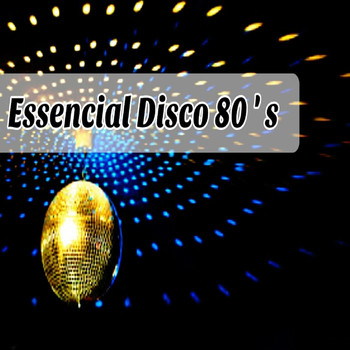 Various Artists - Essential Disco 80's