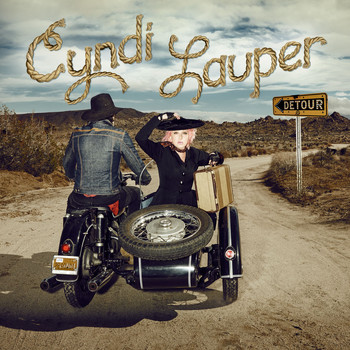 Cyndi Lauper - Walkin' After Midnight