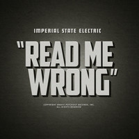 Imperial State Electric - Read Me Wrong