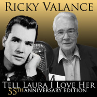 Ricky Valance - Tell Laura I Love Her (55th Anniversary Edition) - EP [Rerecorded]