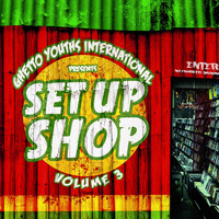 Bunji Garlin - Set up Shop, Volume 3