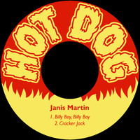 Janis Martin - Billy Boy, Billy Boy