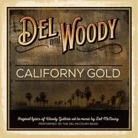 Del McCoury Band - Californy Gold