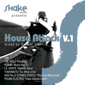 Various Artists - House Attack V.1