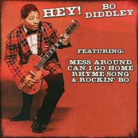 Bo Diddley - Bo Diddley - Hey! Bo Diddley