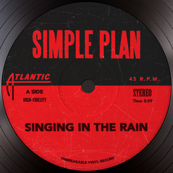 Simple Plan - Singing In The Rain (Explicit)