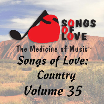 L. Jones - Songs of Love: Country, Vol. 35