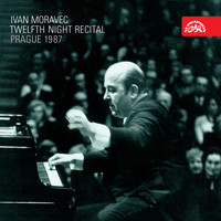 Ivan Moravec - Twelfth Night Recital Prague 1987