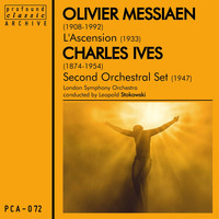 London Symphony Orchestra - Messiaen: L'ascension  & Ives: Second Orchestral Set